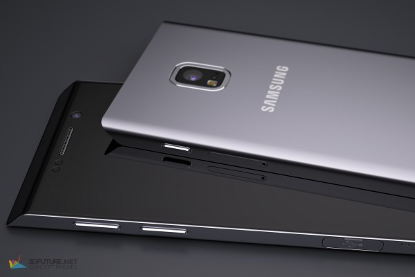 Samsung Galaxy S7: video render mostra il design