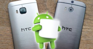 HTC One M9 pronto per Android Marshmallow