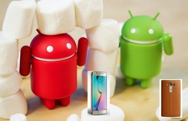 Android Marshmallow sbarca su Samsung Galaxy S6 e LG G4