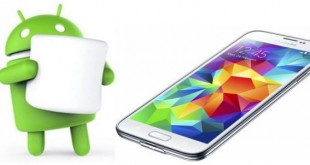 Samsung Galaxy S5 riceve Android Marshmallow in Francia