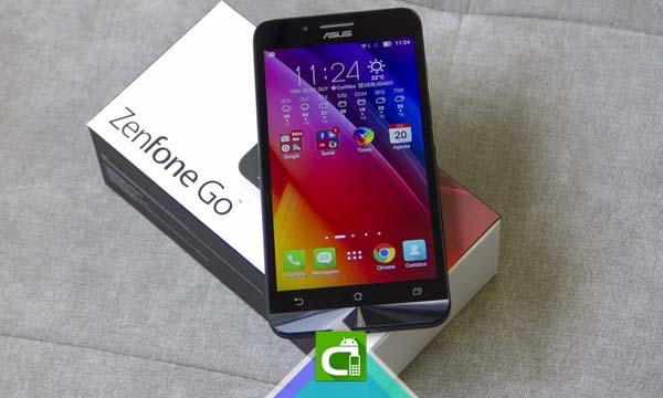 I migliori smartphone low-cost: Asus Zenfone Go