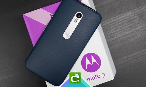 I migliori smartphone mid-range: Motorola Moto G 2015 (3a Gen.)