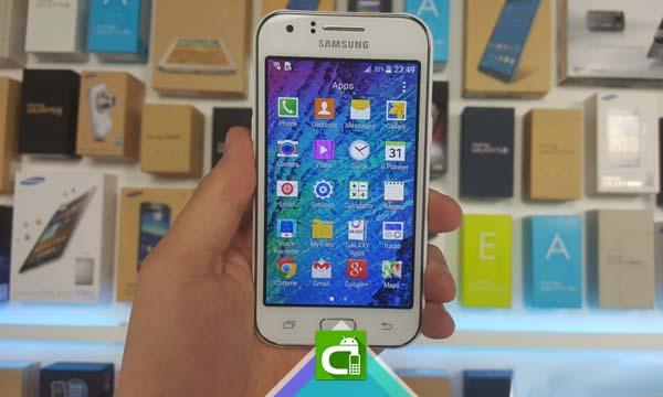 I migliori smartphone low-cost: Samsung Galaxy J1