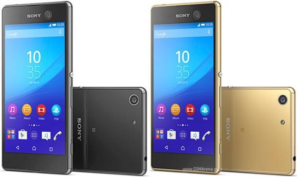 Sony Xperia: M5