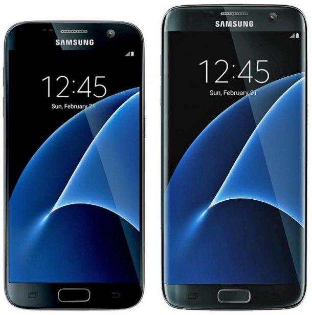 Samsung Galaxy S7 e S7 Edge presntati a MWC 2016 di Barcellona
