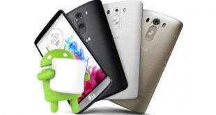 LG G3: aggiornamento ad Android 6.0 Marshmallow dal 15 febbraio in Australia.