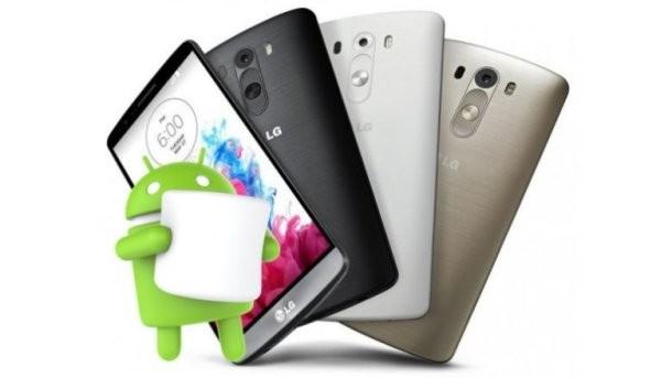 LG G3: aggiornamento ad Android 6.0 Marshmallow dal 15 febbraio in Australia