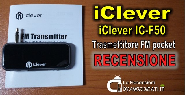 Recensione iClever IC-F50