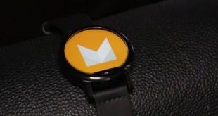Android Wear: nuovo aggiornamento grazie a Marshmallow