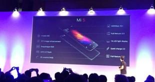 Xiaomi Mi5 annunciato al MWC 2016 insieme a Mi4S