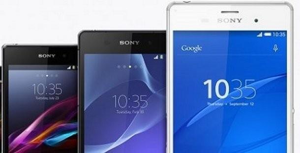 Xperia Z2, Z3 e Z3 Compact riceveranno in beta Android Marshmallow