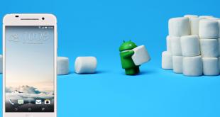 HTC One A9 aggiornato ad Android Marshmallow 6.0.1