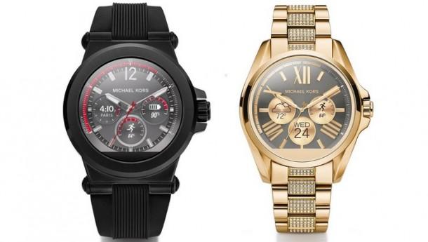 Michael Kors: due nuovi smartwatch