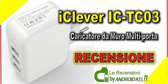 Recensione iClever IC-TC03
