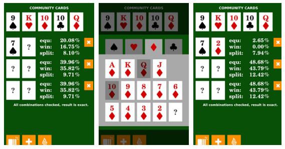 App Poker Calculator