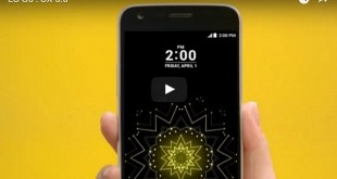 LG G5: interfaccia UX 5.0