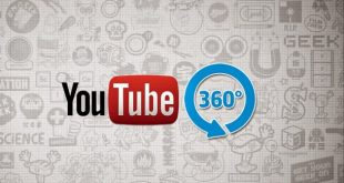 YouTube lancia i video in live streaming a 360°
