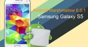 aggiornamento ad Android Marshmallow per Samsung Galaxy S5