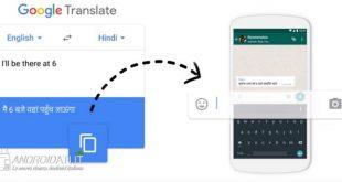 Google Translate funzionerà in ogni app