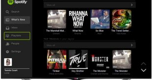 Spotify disponibile su Android Tv