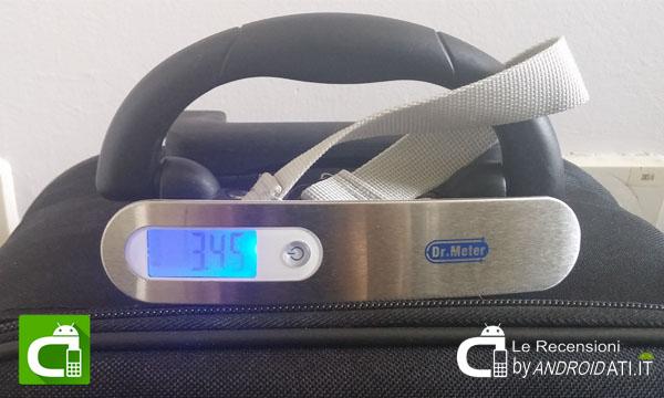 Display e funzioni di Dr.Meter ES-PS03