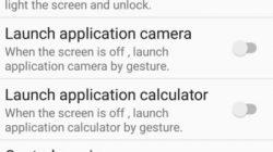 Elephone P9000: Gesture