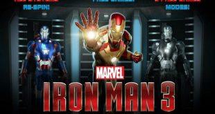 Iron Man 3 -Tony Stark