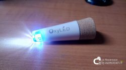 OxyLED 2-Pacco Luce Led