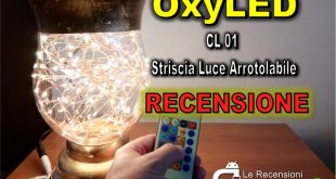 OxyLED-CL-01-Striscia-Luce-recensione