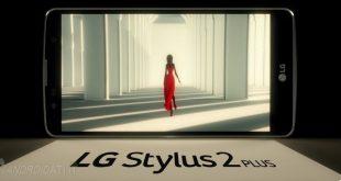 E' stato svelato LG Stylus 2 Plus