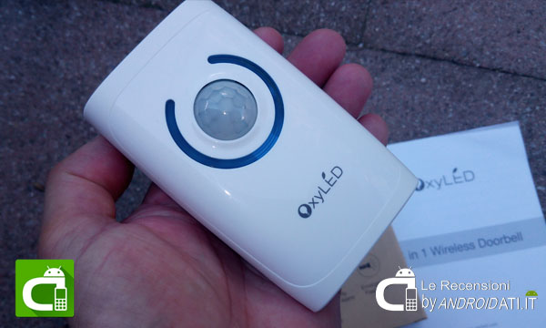OxyLED D01 Campanello Wireless