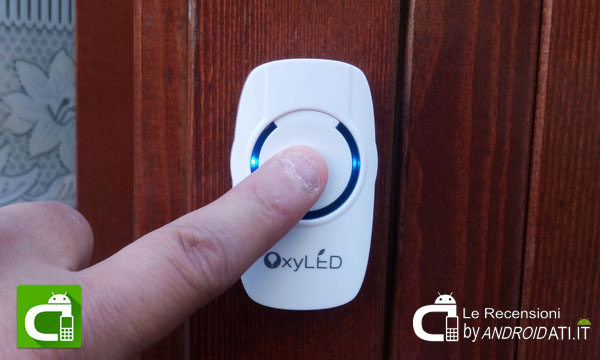 OxyLED-D01-Campanello-Wireless-24