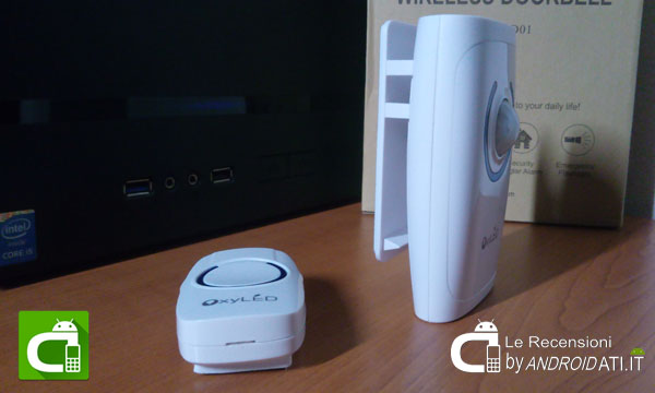OxyLED-D01-Campanello-Wireless-27