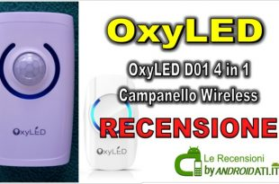 Recensione-OxyLED-D01