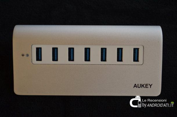 Aukey Hub USB 3.0 7 porte