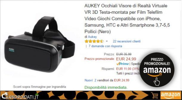 Aukey VR 3D - Amazon