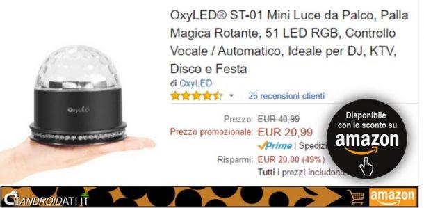 OxyLED ST-01 Amazon