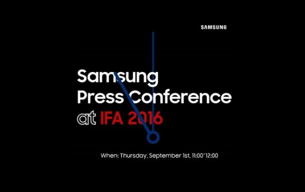 Samsung Gear S3 IFA