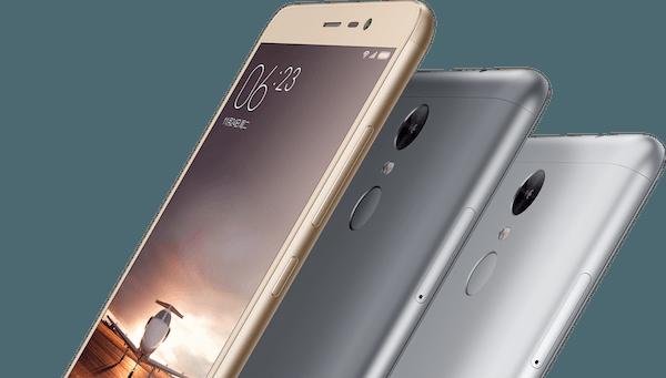 Xiaomi Redmi 4 si mostra in alcune presunte immagini