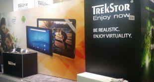 Trekstor - IFA 2016
