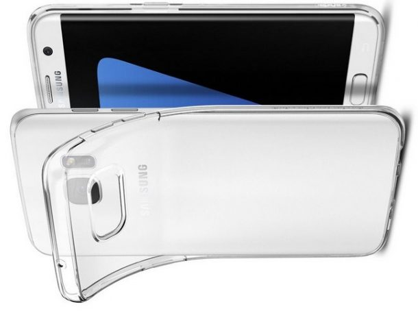 Cover Spigen Liquid Cristal per galaxy S7