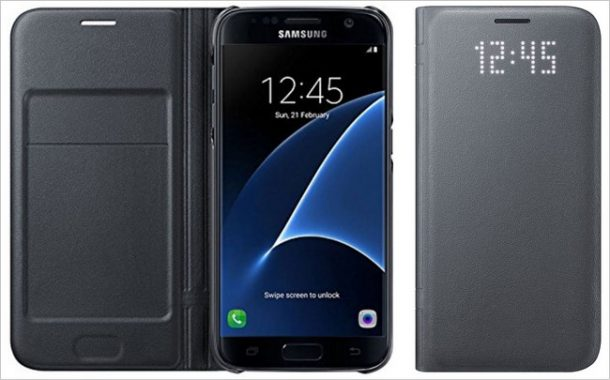 Cover Samsung LED View per Galaxy S7