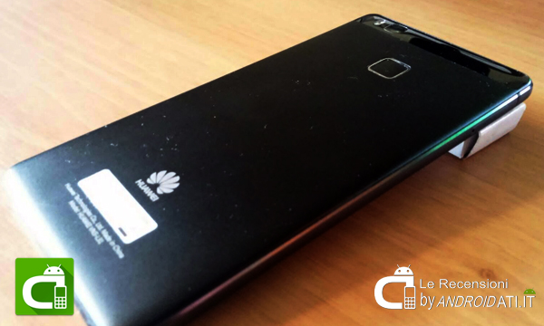 recensione Huawei P9 lite