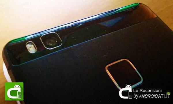 recensione Huawei P9 lite - Camera