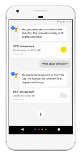 attivare Google Assistant