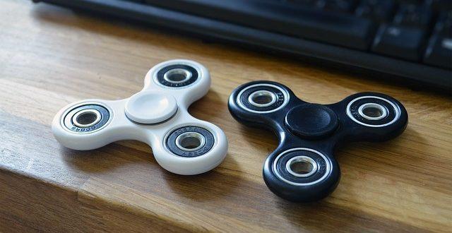l app fidget spinner