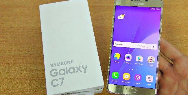 samsung galaxy c 7