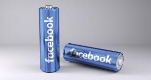durata batteria facebook