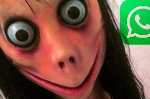 momo mostro whatsapp horror