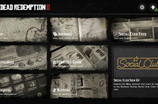 red dead redemption companion app